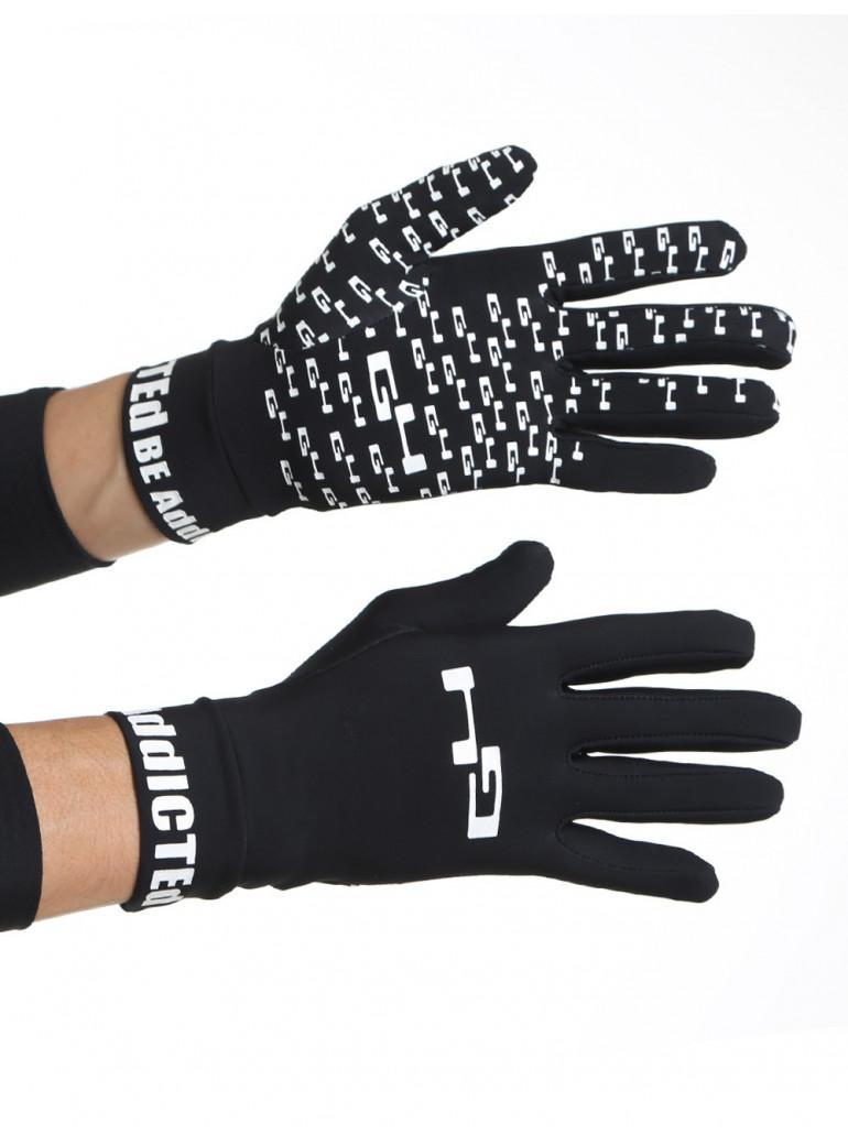 All Seasons Anti-slip gloves Black
