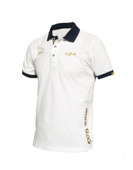 Polo-shirt White 100th Tour Limited edition