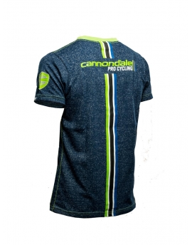 T-SHIRT BLUE CANNODALE