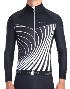 Long-sleeved windstopper jersey - Graphic