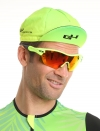 CYCLING CAP YELLOW & GREEN
