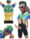 Bundle Brazil Men\'s cycling clothing