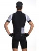 Men's cycling jersey black Distinguished