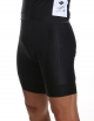 Men's cycling bib shorts black Distinguished