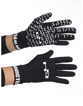 All Seasons Anti-slip gloves Black