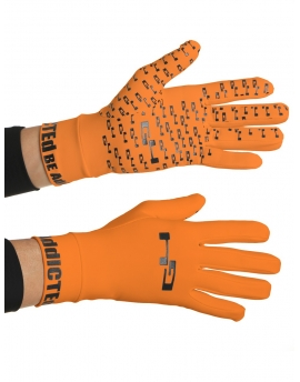 All Seasons Anti-slip gloves Neon Orange
