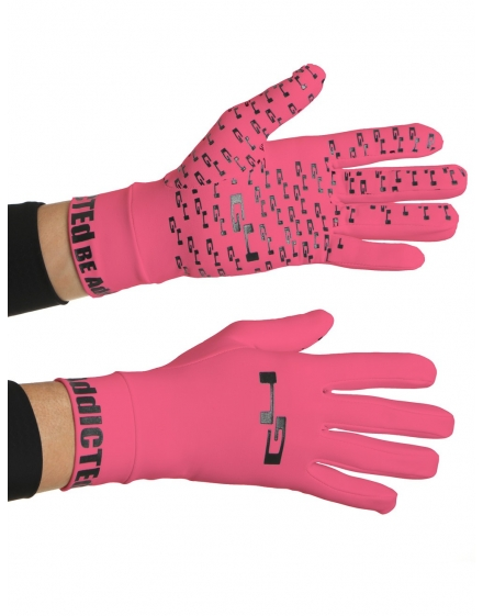 All Season Anti-slip gloves Neon Pink