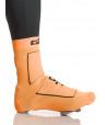 Couvre Chaussure Mi-Saison Orange Fluo