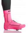 Couvre Chaussure Mi-Saison Rose Fluo