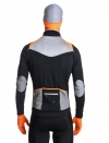 Men's cycling jacket for winter