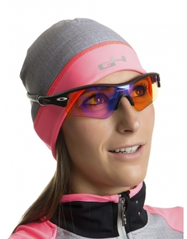 Bonnet Thermo-fit Rose Fluo