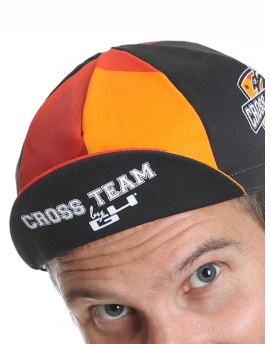 Casquette cyclisme Cross Team by G4