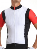 Maillot vélo homme Distinguished - Rouge