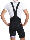 Men's cycling bib shorts France