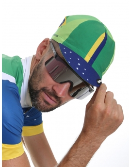 National cycling cap Brazil