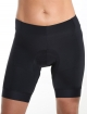 Women's cycling bike shorts black