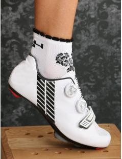 Distinguished Chaussettes femme Blanc