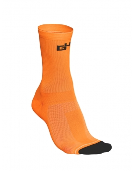 SIMPLY Chaussettes ORANGE Fluo