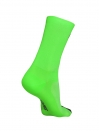 SIMPLY Chaussettes Vert Fluo