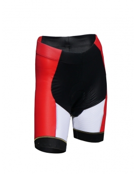 Cuissard cyclisme femme CHIC RED