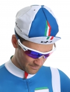 Casquette cyclisme National Italie