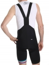 Men's National bike bib shorts – Italy