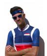 National cycling headband-France