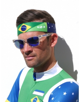 National bike headband – Brazil