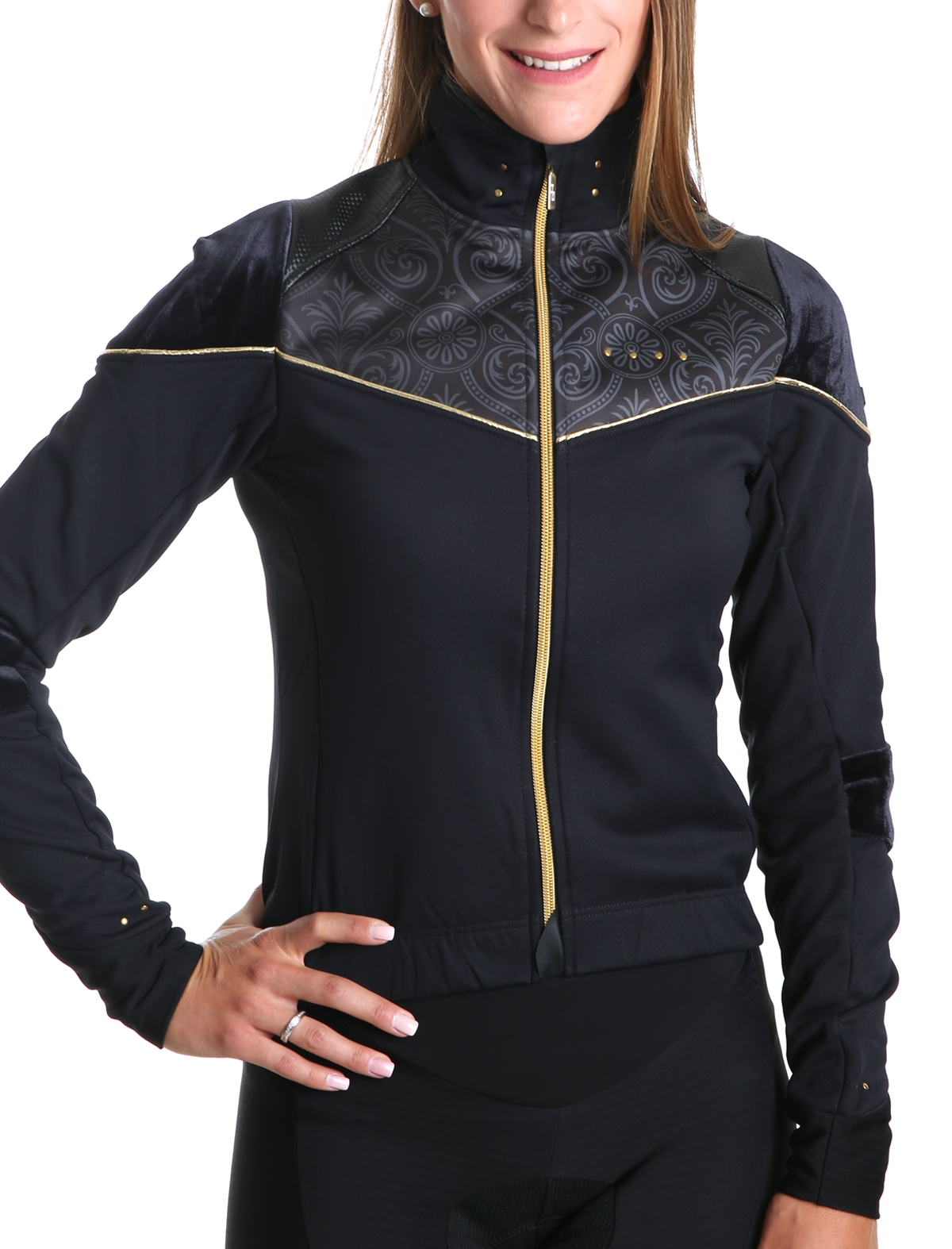 Women's winter cycling jacket Chic – G4 dimension