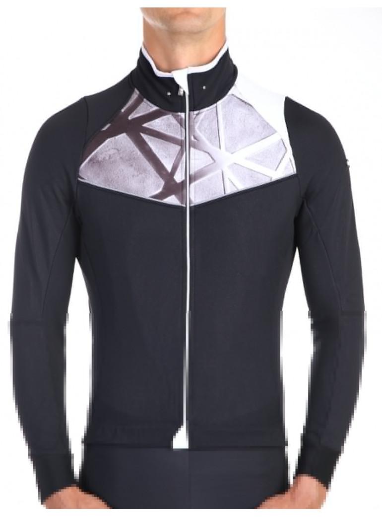 Men's mid-season cycling jacket - Graphic