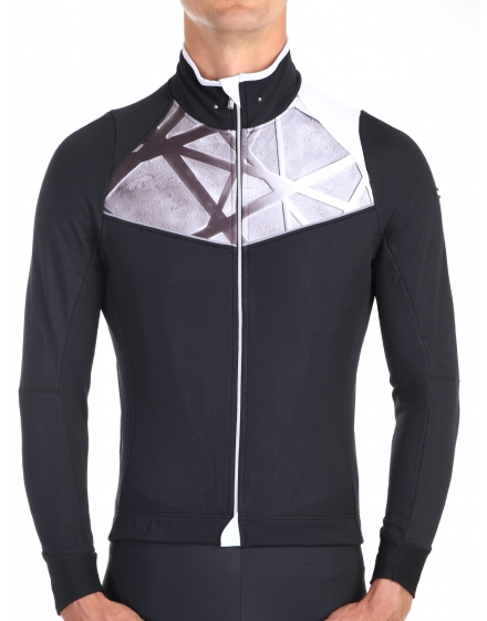 Men's mid-season cycling jacket - Graphic