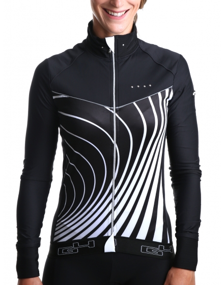 Maillot Manche longue windstopper unisex f