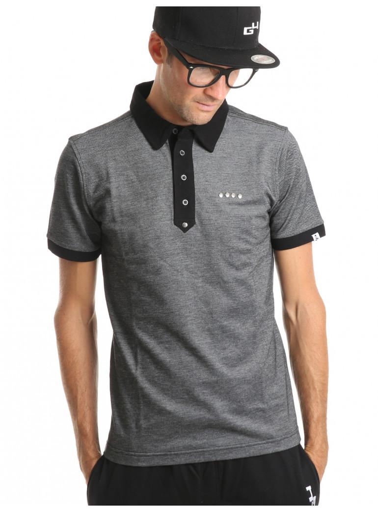 Grey Polo Shirt for men