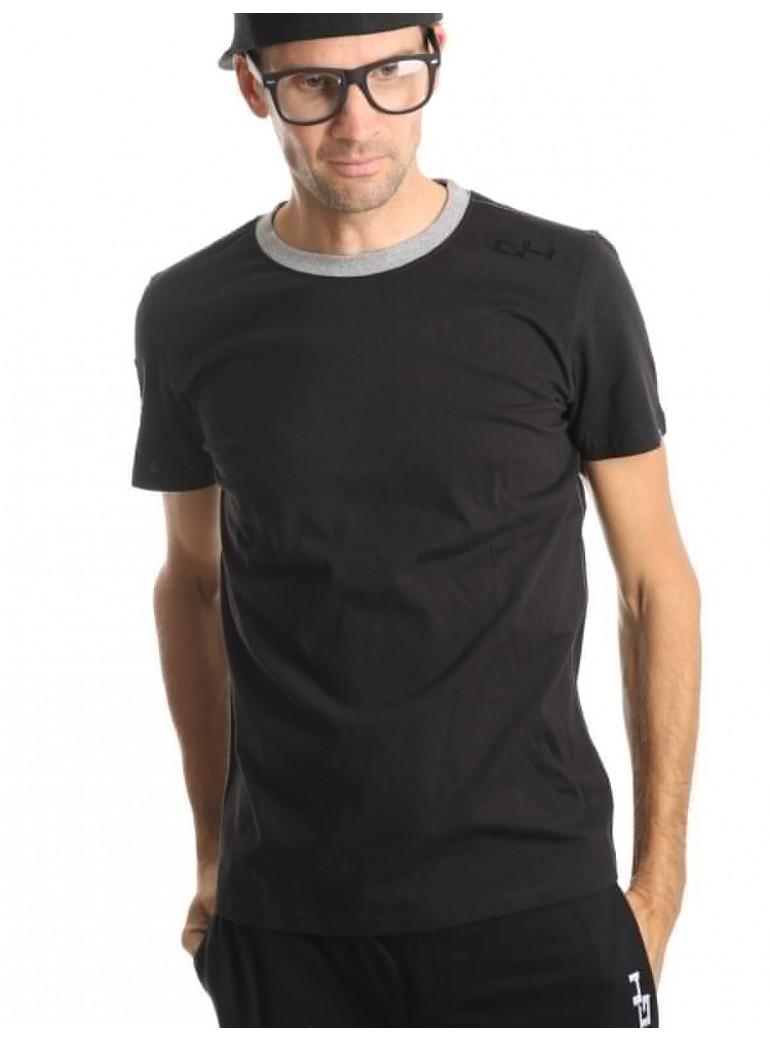 T-shirt Noir ELEGANT