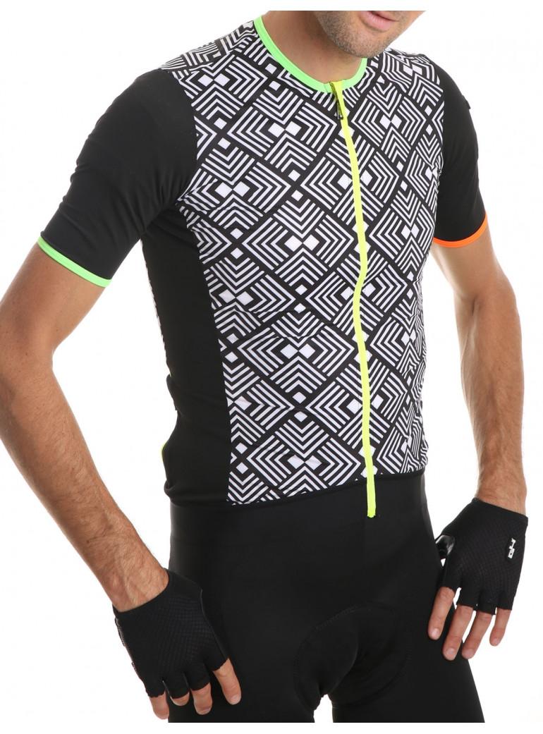 Maillot de vélo Ethnic