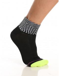 Cycling socks woman Etnic