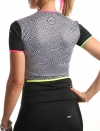 Cycling jersey woman Graphic Etnic