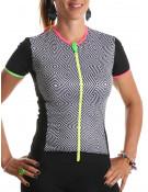CYCLING JERSEY WOMEN ETHNIC