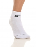 Cycling socks woman white Luxe