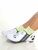 Cycling socks woman Tropic