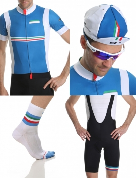 Bundle Italia Men\'s cycling outfit