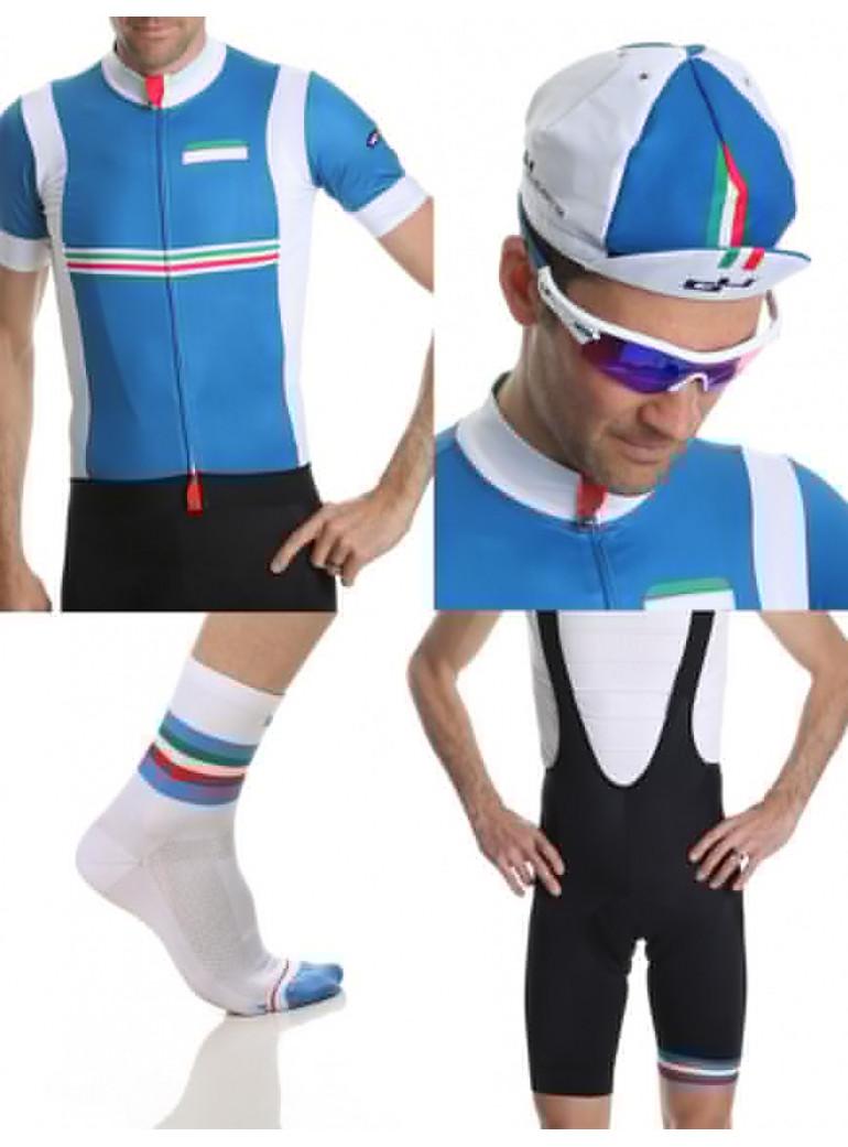 Tenue de cycliste homme Italie Pack