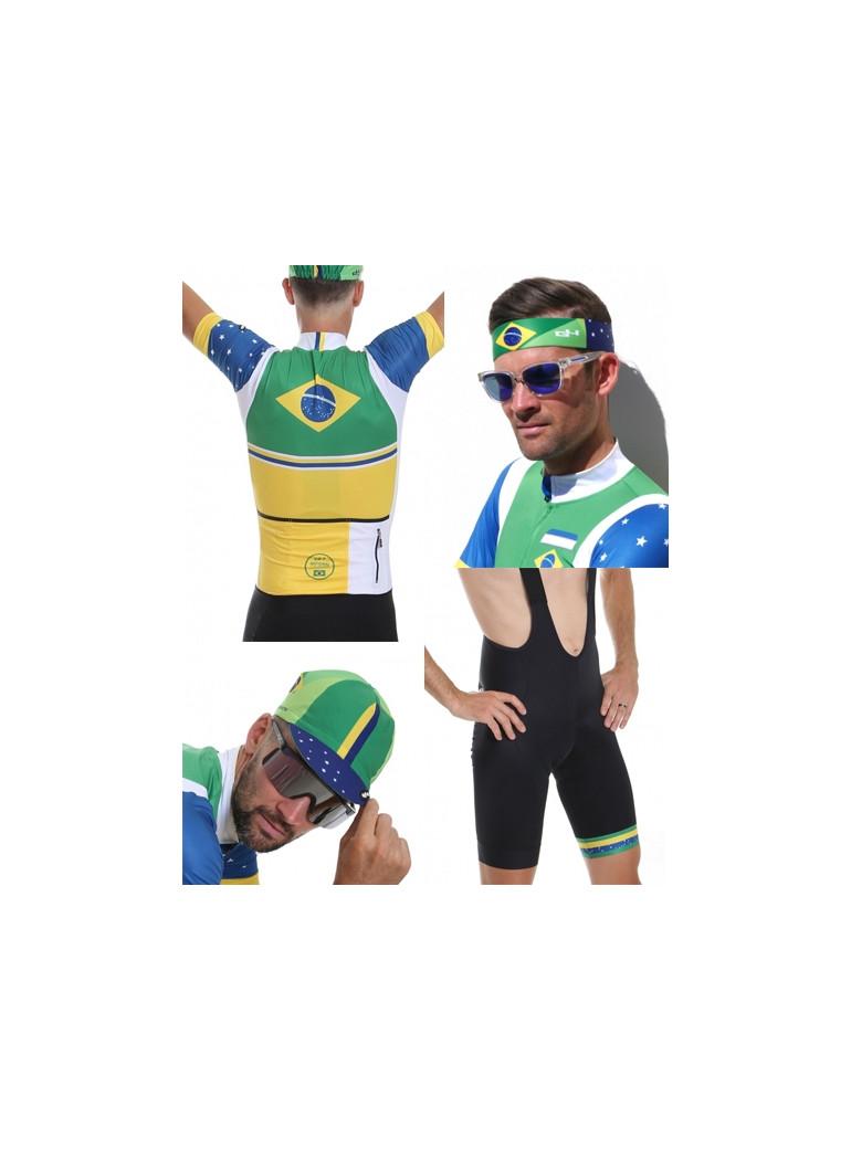 Bundle Brazil Men\'s cycling clothing