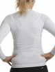Cyclist Base layer winter White, long sleeves