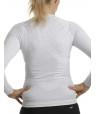 Sous-maillot manches longues Hiver Blanc