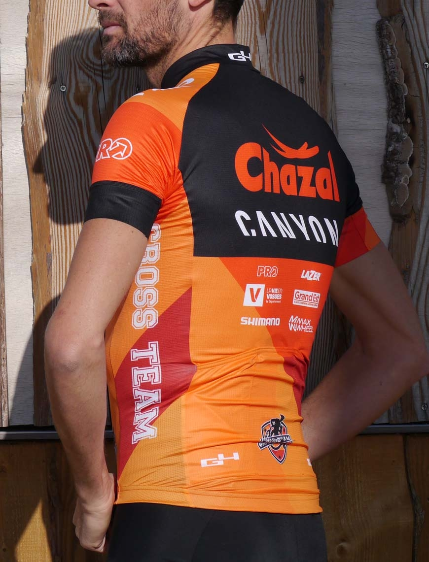 Cycling jersey CROSST EAM by G4 c8619f765