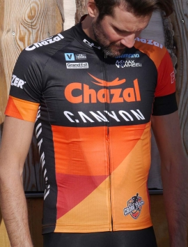 Cycling Jersey CROSS TEAM by G4