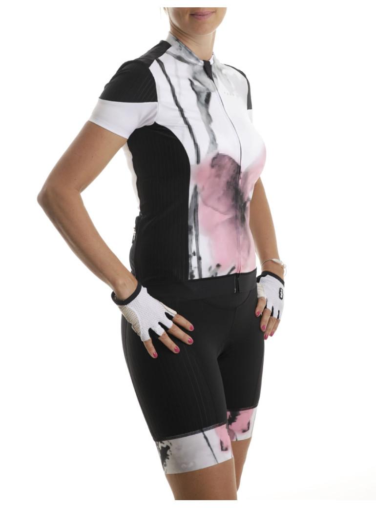 maillot de cylisme femme intemporel g4 dimension