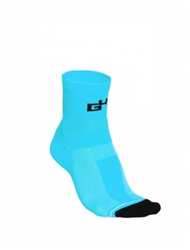 Woman Azur blue socks
