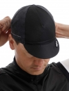 Black cycling cap Distinguished